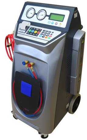 Leak Repair & Refrigerant Recharge